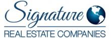 Signature Real Estate Companies Logo